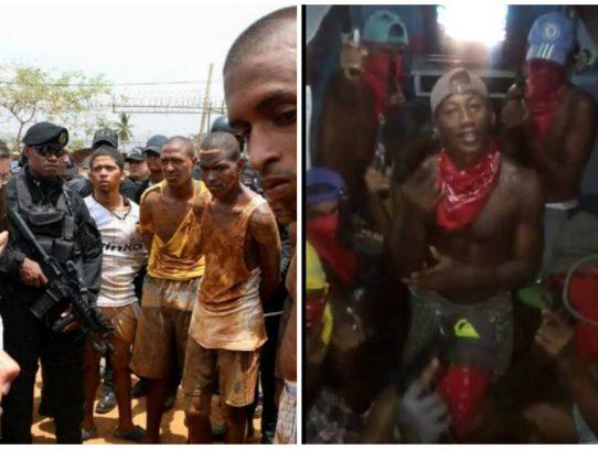 Armas y drogas en centros carcelarios de Panamá refleja fragilidad del sistema