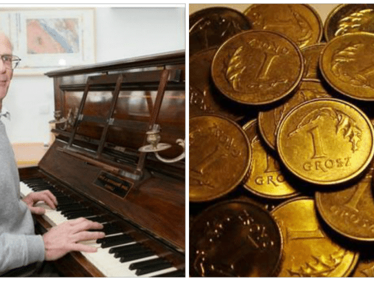 Encuentran en Inglaterra gran tesoro escondido en viejo piano