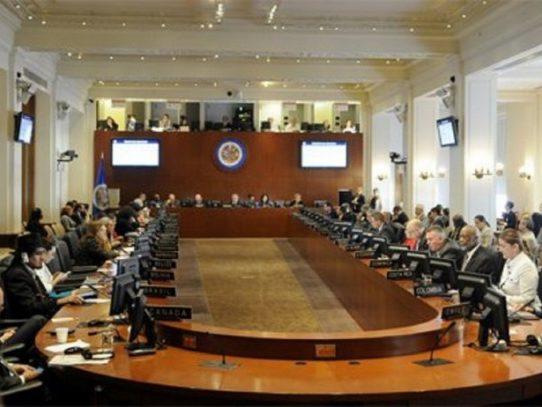 Una OEA dividida no logra fijar fecha a reunión de cancilleres sobre Venezuela