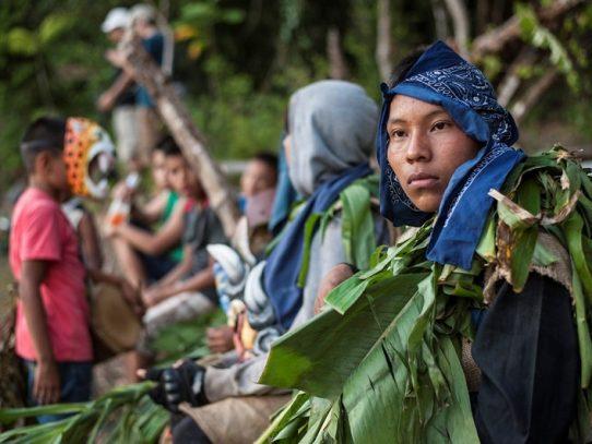 La pobreza rezaga a la población indígena en Panamá