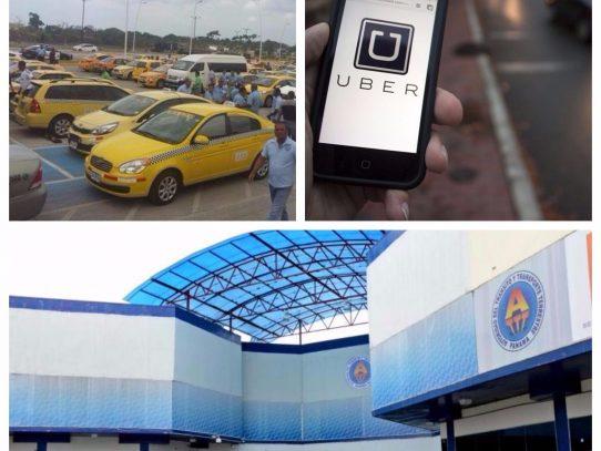ATTT fija plazo de un mes para reglamentación de Uber