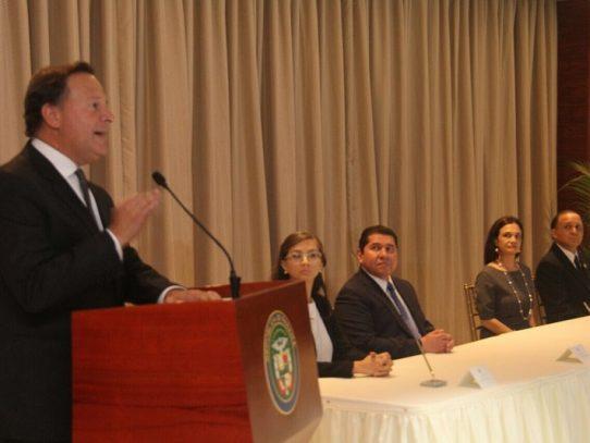 Varela sanciona proyecto de reformas electorales