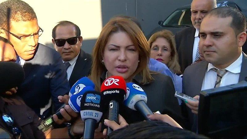 Alma Cortés busca acercamiento con Rómulo Roux: lo  invita a reunirse