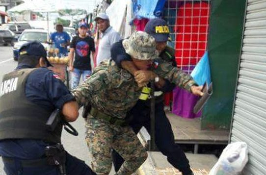El Senafront rechaza acciones de policías Ticos contra unidad fronteriza panameña