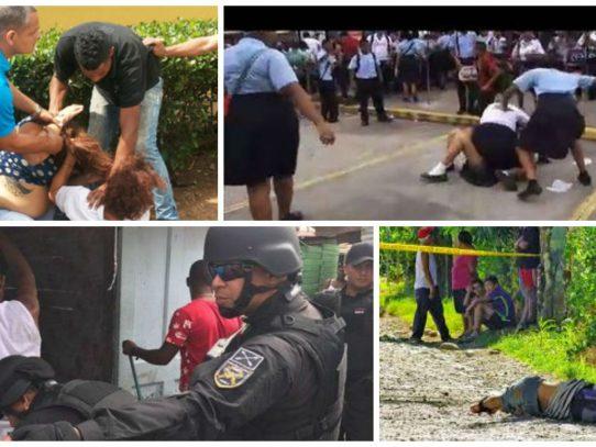 """Panamá enfrenta un fenómeno de violencia """"viral"""""""