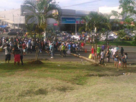 Ministerio Público investiga muerte durante desalojo en Arraiján