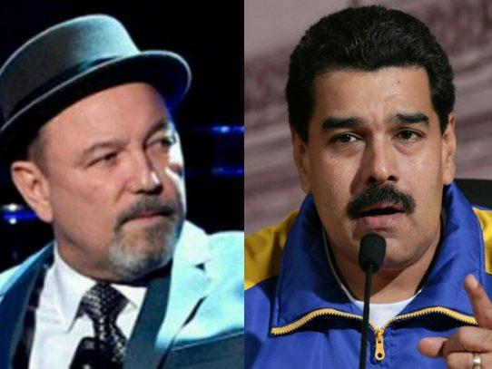 Polémica entre Maduro y Rubén Blades enciende las redes