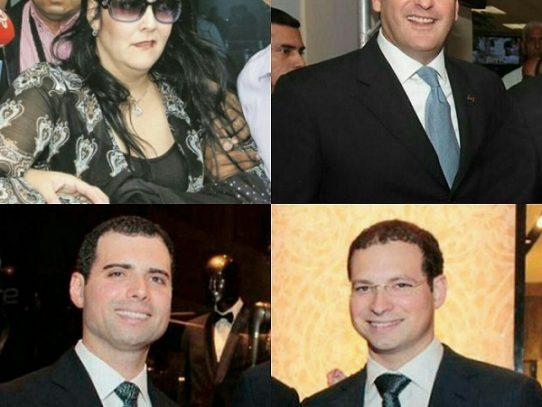 Fianza de excarcelación para Francolini y Vargas, Mientras es negada a hermanos Martinelli Linares
