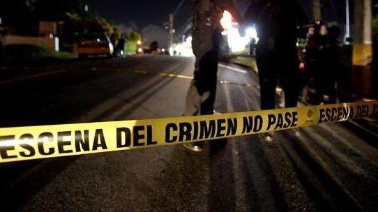 Asesinan de múltiples impactos de bala a un presunto jefe pandillero ...