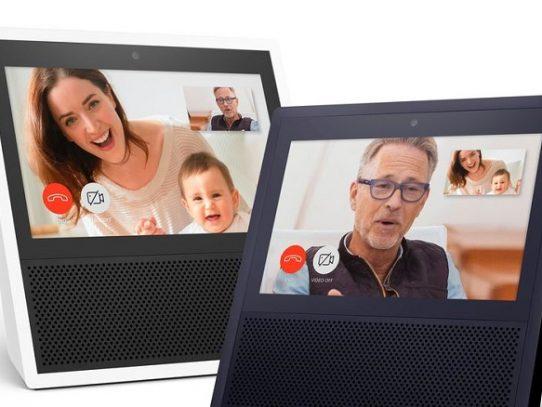 El nuevo altavoz Alexa de Amazon tiene pantalla táctil