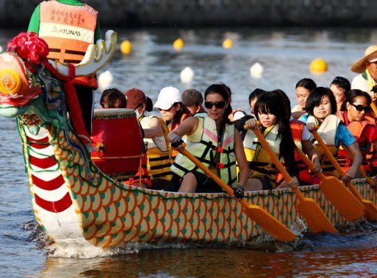 El Domingo se realizara el 3er Festival de Botes de Dragón