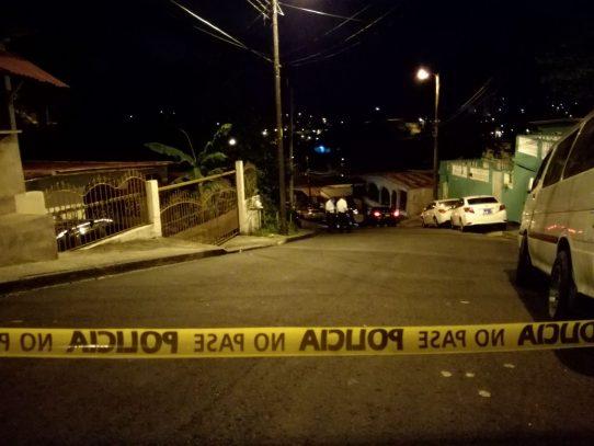 Asesinan a un hombre en El Valle de San Isidro en San Miguelito