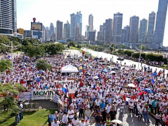Gabinete restringe manifestaciones en la Cinta Costera