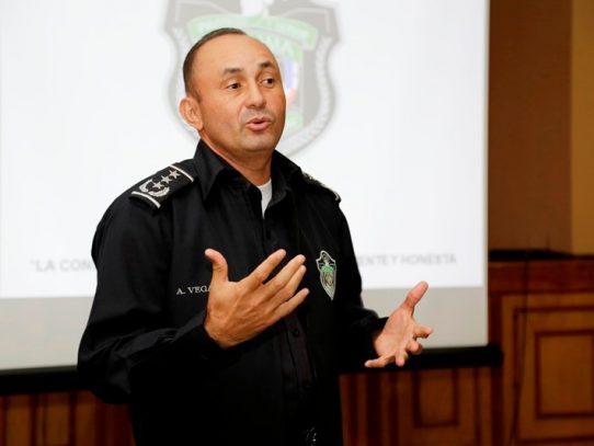 Comisionado Vega Pino nuevo Sub Director de la Policía Nacional