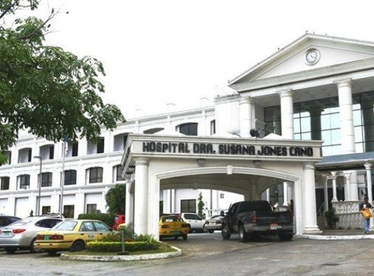 Hospital Susana Jones Cano reinicia funcionamiento