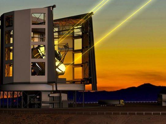 Se inicia en Chile la construcción del mayor telescopio del mundo