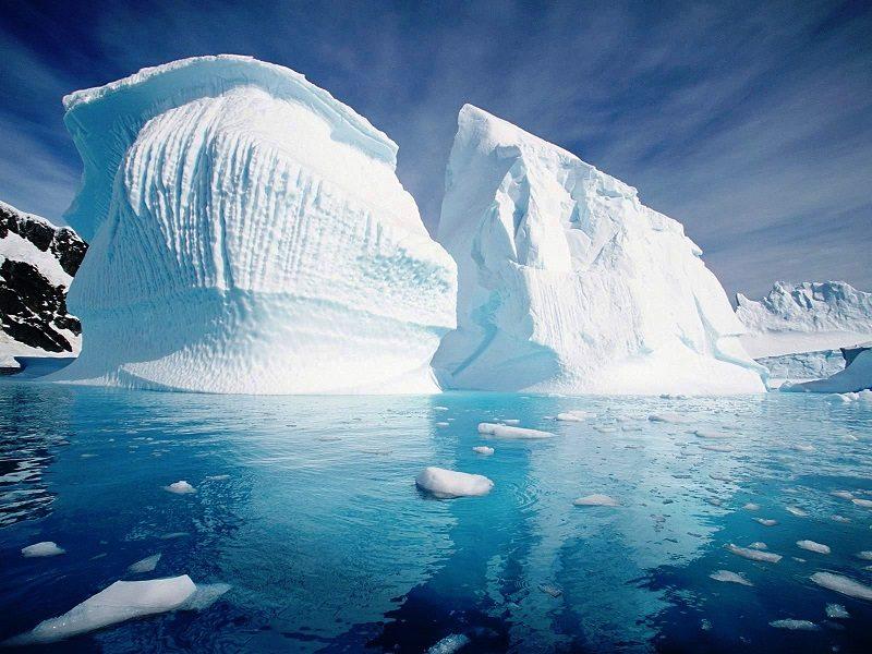 Los glaciares de la Antártida están más estables de lo que se creía
