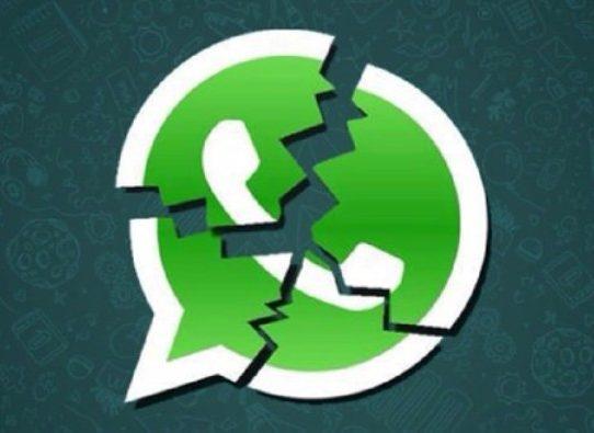 WhatsApp sufre caídas temporales en varios países