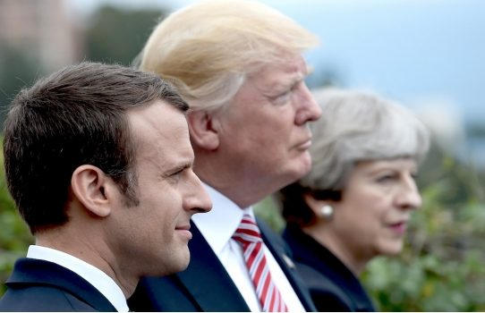 "Macron logra récord de retuits con mensaje ""Make our planet great again"""