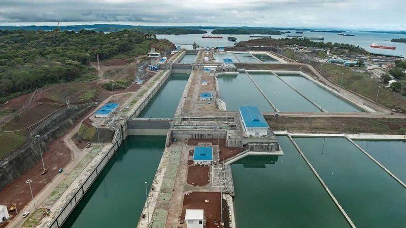 5.600 millones reclama contratista de ampliación del Canal de Panamá
