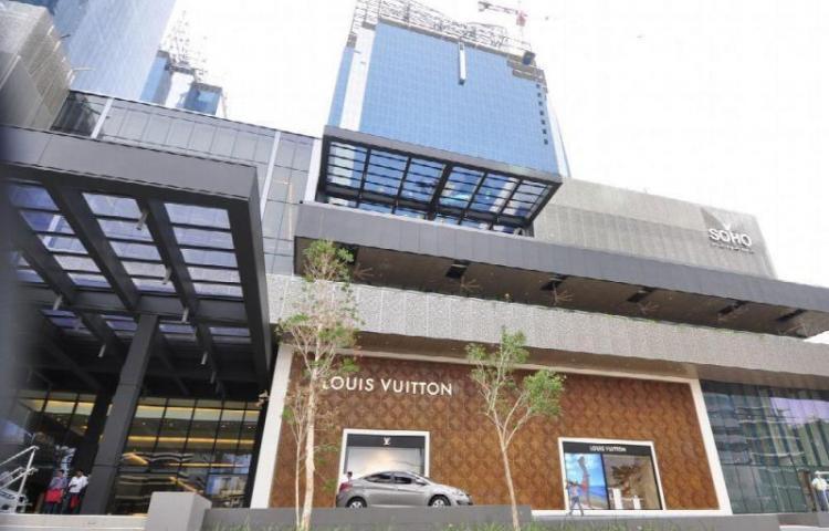 Empresa mexicana adquiere Soho Mall