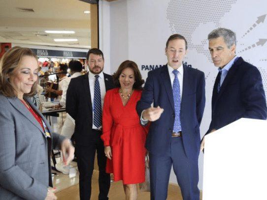 La marca del país como Gran Conexión se promueve en Panama Invest Chicago 2017