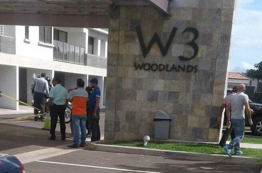 Se registra homicidio con arma de fuego en Panamá Pacífico