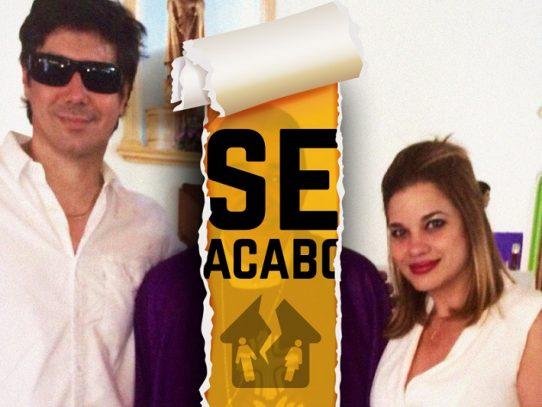 Emilio Regueira y Maru Diaz confirman su separación