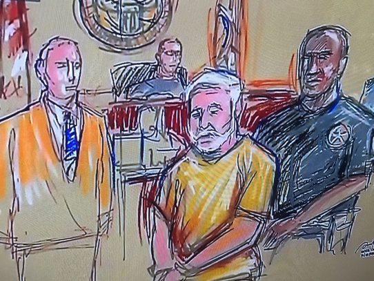 juez Edwin Torres autoriza cambio de centro penitenciario a Martinelli