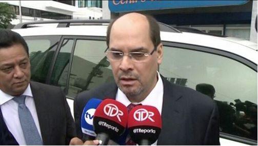 Domingo Arias realiza ampliación de indagatoria por caso Odebretch