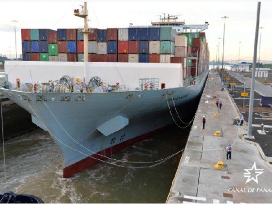 Primer año de la Ampliación:  1,500 buques han cruzado las nuevas esclusas
