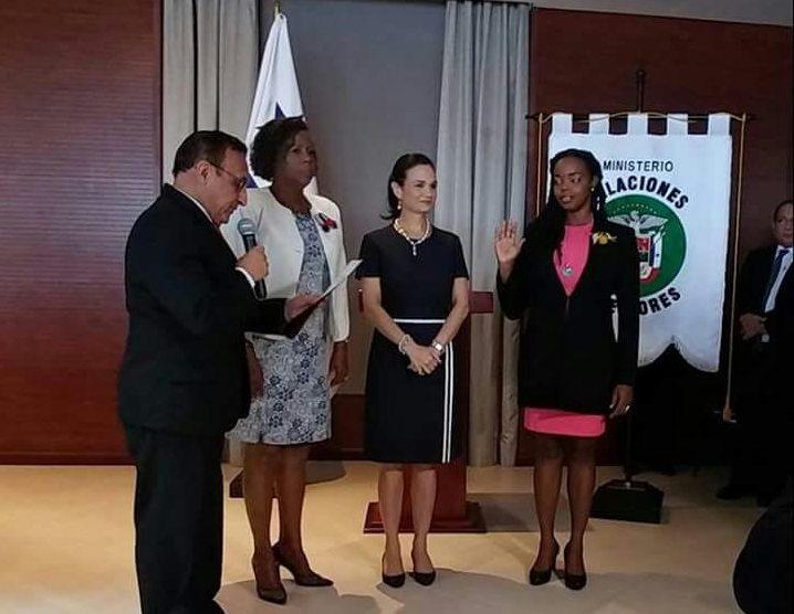 Urena Best, nueva Directora de la Secretaría Nacional para el Desarrollo Afropanameños