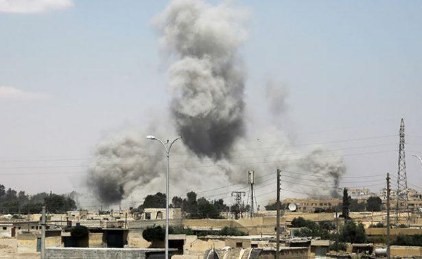 Combates inéditos entre tropas del régimen sirio y alianza  apoyada por Washington