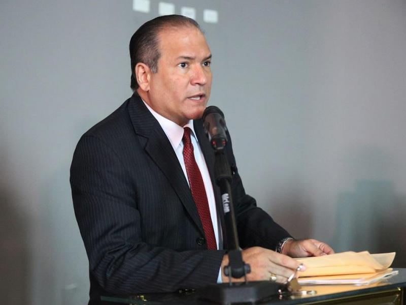 Magistrado Harry Díaz presentó queja disciplinaria contra Ronier Ortiz en el CNA