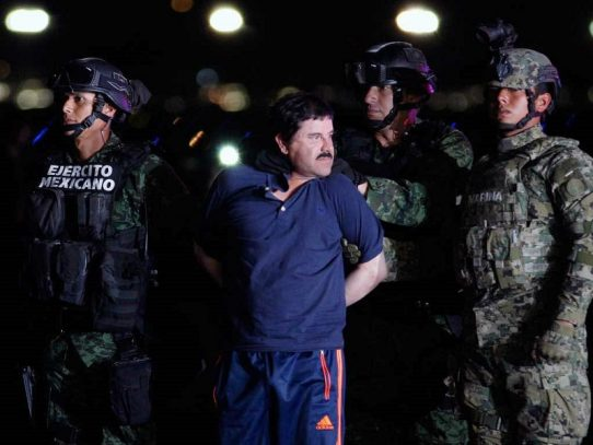 """Un abogado de """"El Chapo"""" prepara demanda contra Univisión y Netflix"""