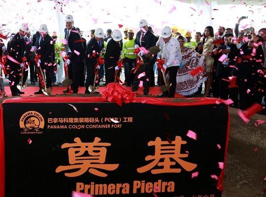 Mil millones para construcción de un puerto de contenedores Panamá-Colón
