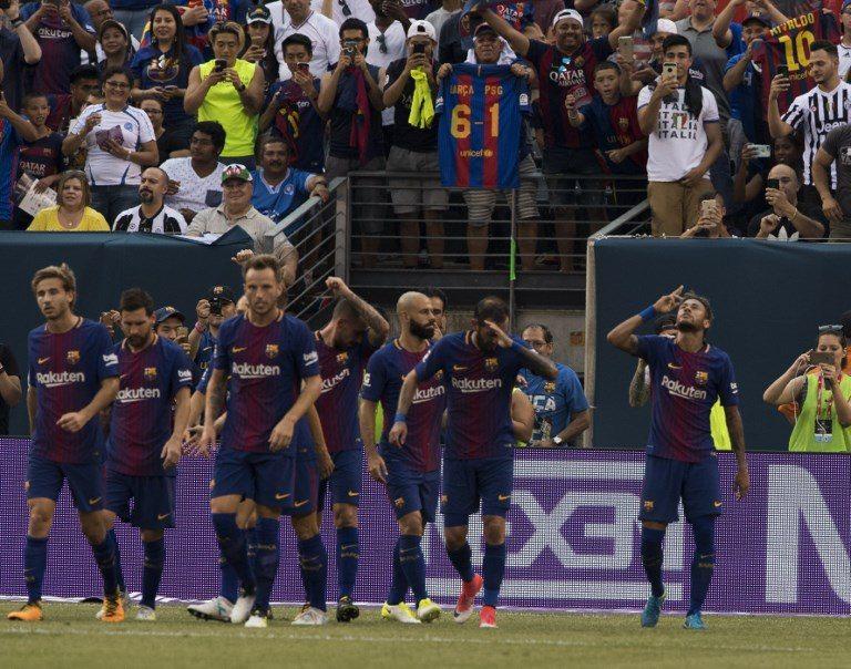 Ernesto Valverde y la cárcel del pasado del Barcelona FC
