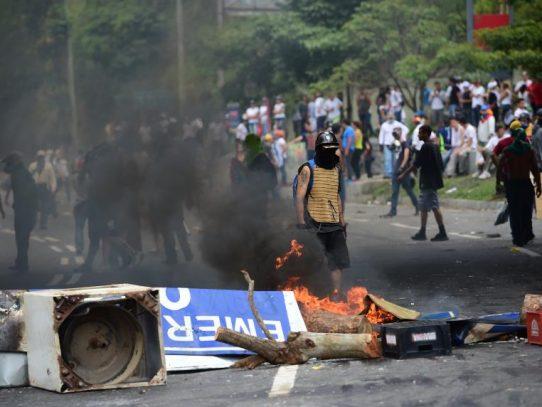 Seis muertos en violenta elección de Constituyente en Venezuela
