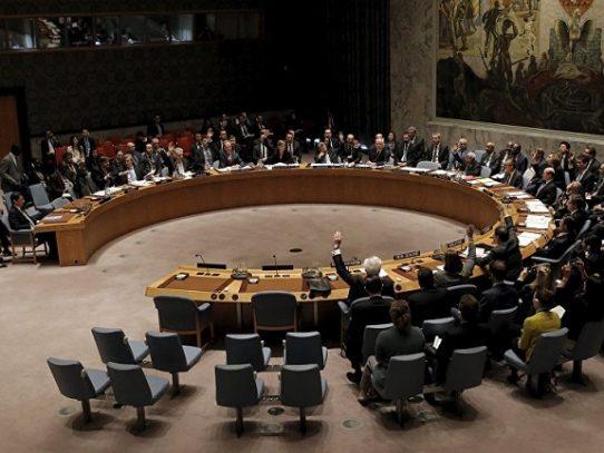 Consejo de ONU vota el martes si extiende pesquisa sobre ataques químicos
