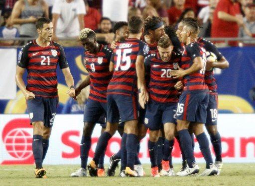 EEUU urgido de ganar grupo B de Copa oro, con Panamá y Martinica amenazando