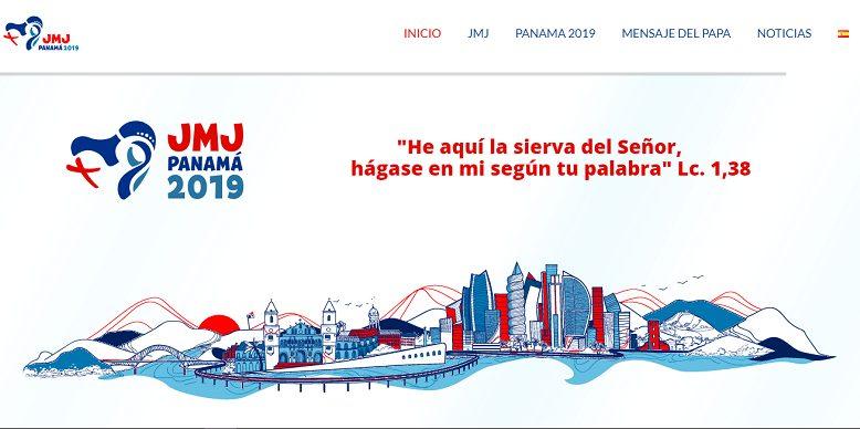 Arzobispado presenta oficialmente el sitio web de la JMJ 2019
