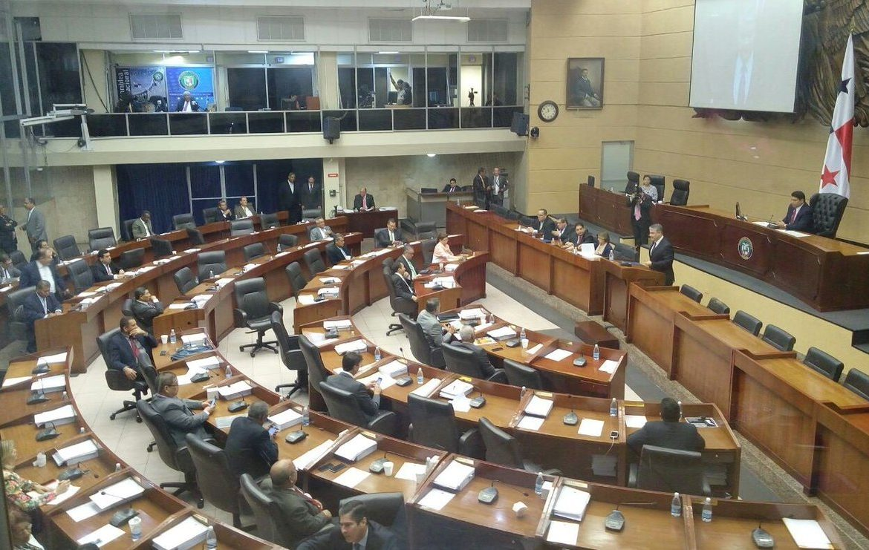 Presentan presupuesto en la Asamblea para el 2018 por $23 mil millones