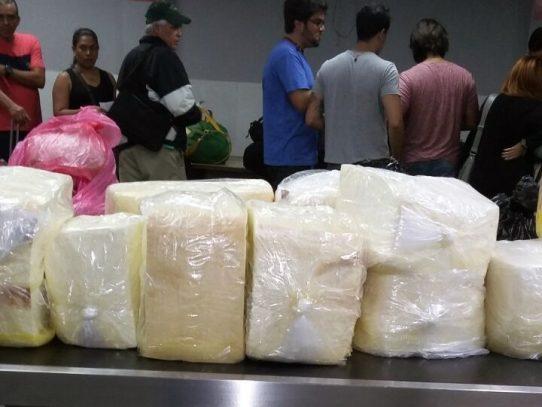 Decomisan alimentos provenientes de Nicaragua en Paso Canoas