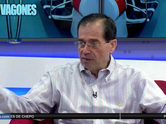 Agustín Arias gana 18 mil dólares al mes en el Metro de Panamá