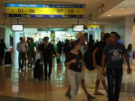Ingreso de viajeros europeos a Panamá incrementa un 25.4% hasta mayo