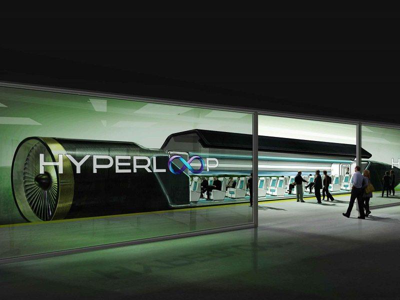 La empresa Hyperloop más cerca de desarrollar un vehículo supersónico