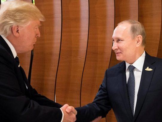 """Trump: """"Es la hora de avanzar en el trabajo constructivo con Rusia"""