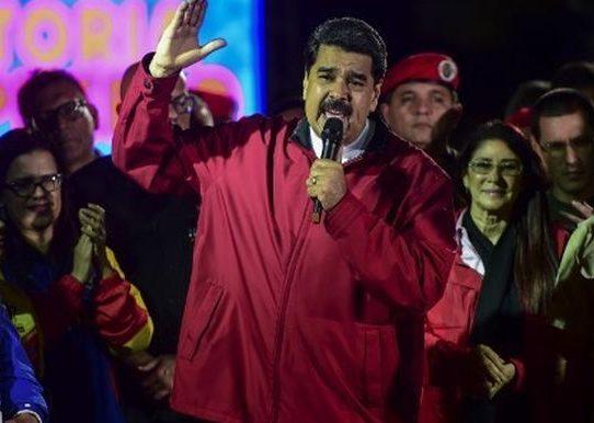 Maduro celebra Constituyente, que la oposición y EEUU desconocen