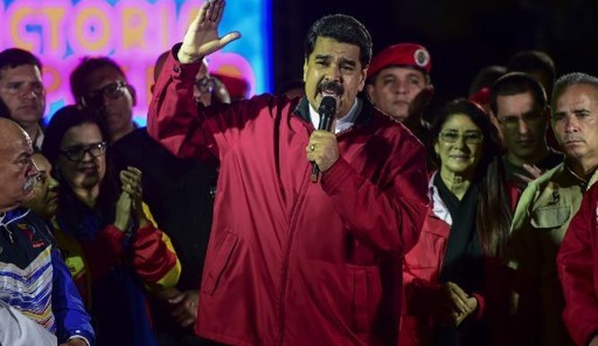 Advierten fraude de un millón de votos en Venezuela