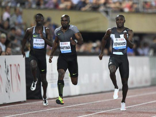 Alonso Edward lo dará todo por Panamá en el Mundial de Atletismo de Londres